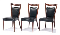 dining chairs (set of 6) by erno fabry