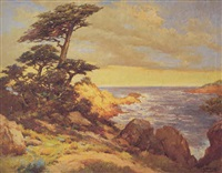 california coast by florence upson young