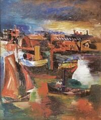 le port by jean dufy