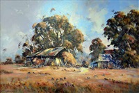 old country property near harvey, wa by henry mclaughlin