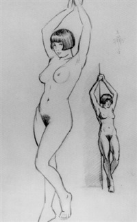 female nude by joop moesman