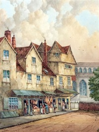 norwich butchers market by edward littlewood