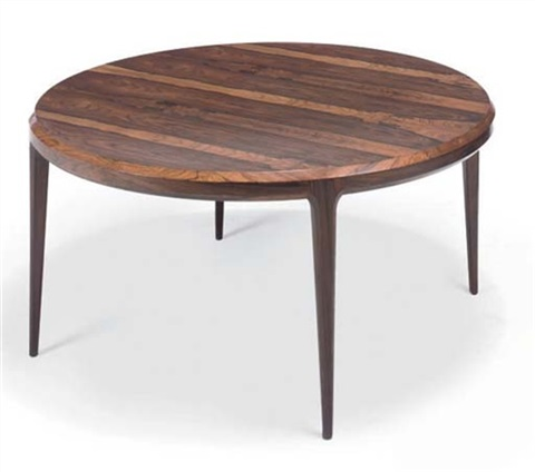 occasional table by johannes andersen