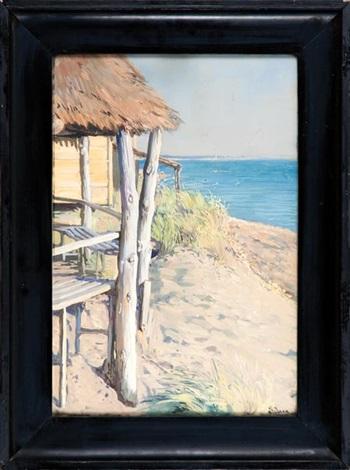 plaża nadmorska by soter jaxa malachowski