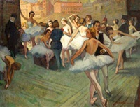 le ballet by charles emmanuel jodelet
