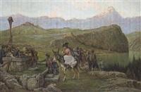 il monviso by raffaelo armenise