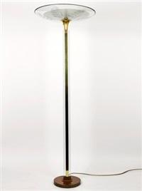 floor lamps (pair) by gio ponti