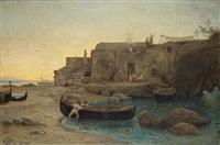 bord de mer by abel orry