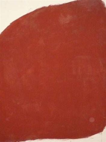 sans titre rouge sombre by stéphane bordarier