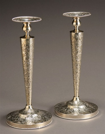 candlesticks pair by ambassador co