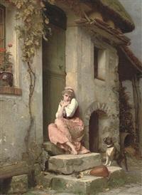 la cagale by emile pierre metzmacher