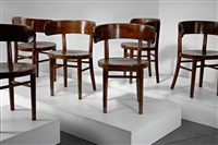 sechs stühle w1 by werner west