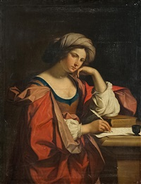 sibylle by guercino