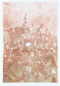 revoluce by josef vachal