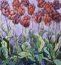 tulips by sue freeman
