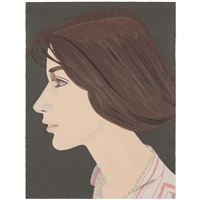 suzan by alex katz