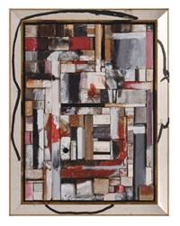 autorretrato constructivista by boris viskin