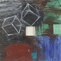 third small quartet (in 4 parts) by mel bochner
