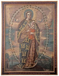 virgen del rosario by anonymous-mexican (18)
