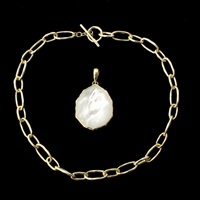 pendant (+ necklace; 2 works) by ippolita (co.)