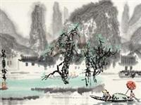 江南三月 by xu xi