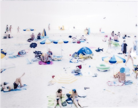 amadores 4 by massimo vitali