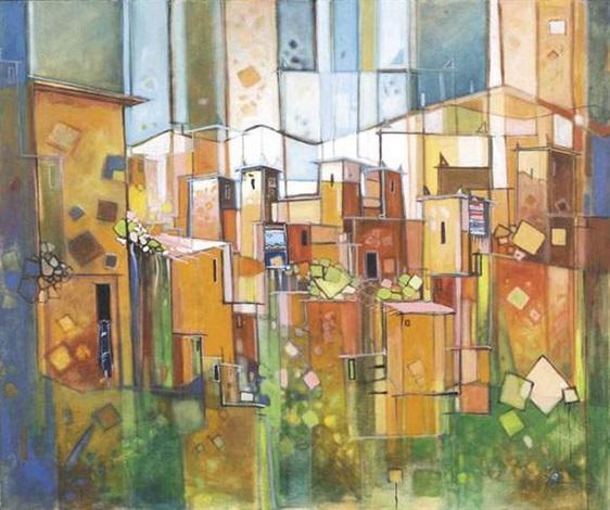 kasbah by saïd yaghfouri