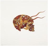 skull (camo) by ex de medici