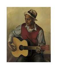 my guitar by samuel countee