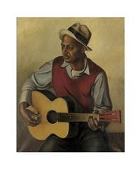 my guitar by samuel countee
