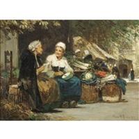 market gossip by flora macdonald reid