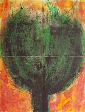 sans titre quadriptych by rahima el arroud