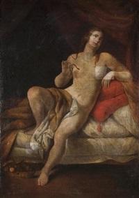 cleopatra by orazio gentileschi