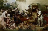 the captain's auction by john ritchie