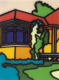 house by howard arkley