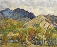 san felipe creek by charles reiffel