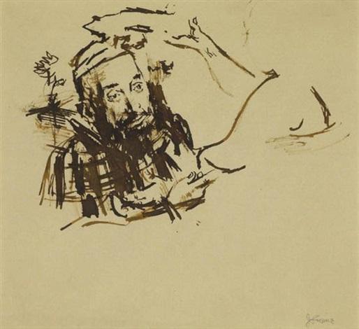 rabbi by jack levine