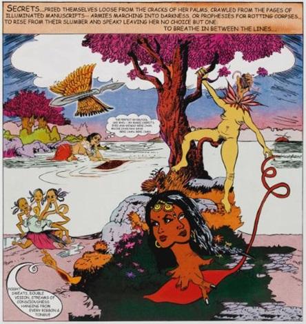 secrets by chitra ganesh