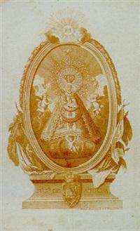 virgen de atocha de madrid by bernardo de albiztur
