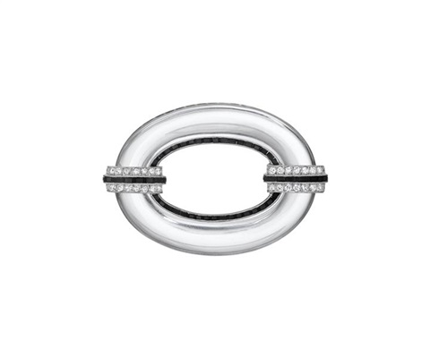 art deco brooch by cartier