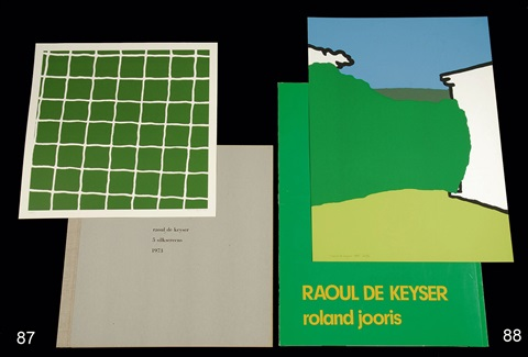 zonder titel portfolio of 5 wtext by roland joons by raoul de keyser