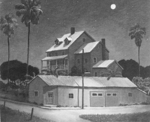florida nocturne by norman macleish