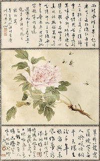 牡丹 by zhou shuya, gao jianfu and li xiongcai