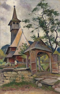 église en roumanie by traian biltiu dancus