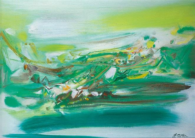 綠野 no 471 by chu teh chun