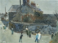 st just, cornwall by fred yates