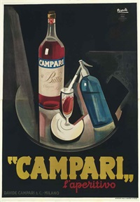 campari by marcello nizzoli