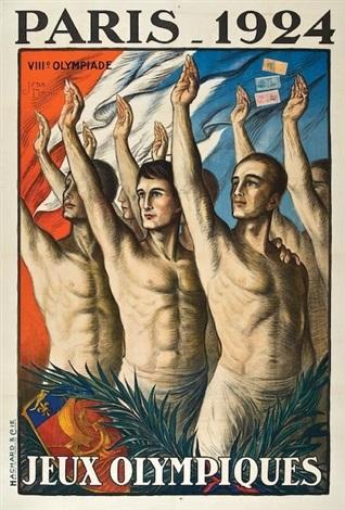 jeux olympiques paris by jean droit