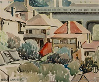 old villas, grafton by bessie christie
