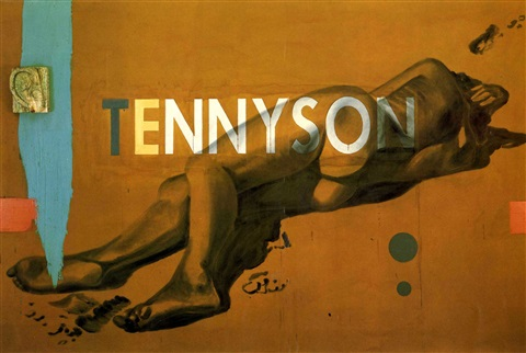 tennyson by david salle